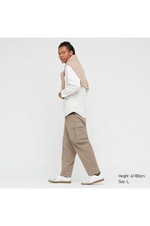UNIQLO Men Cargo Pants - Men's Cargo Ankle Pants, , XS
