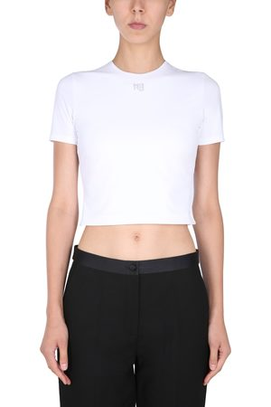 Alexander Wang Cropped t-shirt