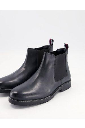 Ben Sherman Men Chelsea Boots - Chunky chelsea boots in