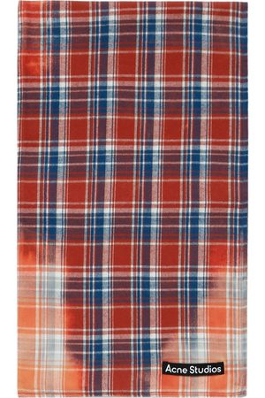 Acne Studios Men Scarves - And Flannel Scarf
