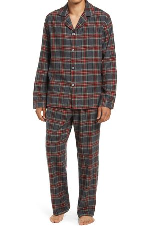 L.L.BEAN Men's Men's Scotch Plaid Pajamas
