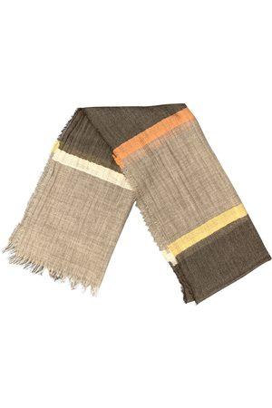 Ike Behar Men Pocket Squares - Wool scarf & pocket square