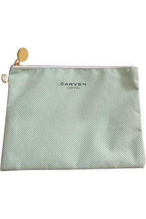 Carven Cloth clutch bag