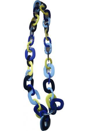 Hermès Kara horn necklace