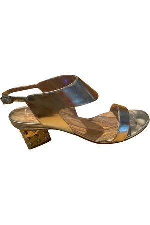 Nicholas Kirkwood Leather sandal