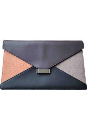 Céline Diamond Clutch leather clutch bag