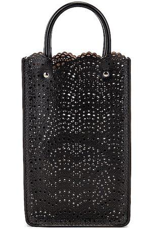 Alaïa Garance Phone Bag in