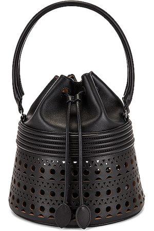 Alaïa Corset Bucket Bag in