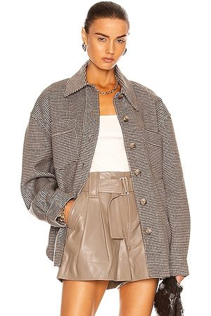 Nanushka Women Jackets - Perth Jacket in Grey