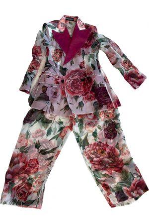 Dolce & Gabbana Silk suit jacket