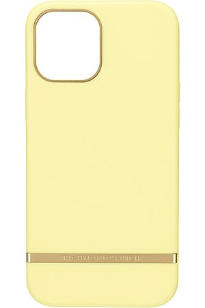 Richmond & Finch Limone iPhone 12 Pro Max Case in Yellow.