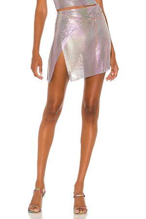 Poster Girl The Winona Skirt in Lavender.