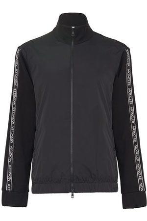 Moncler Men Sweatshirts - Zipped sweatshirt