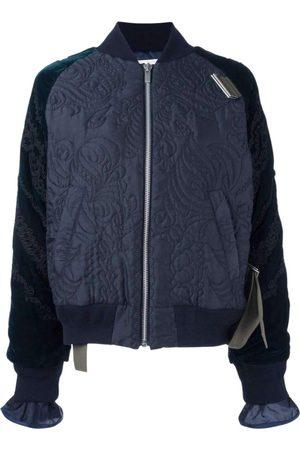 SACAI Women Leather Jackets - Biker jacket