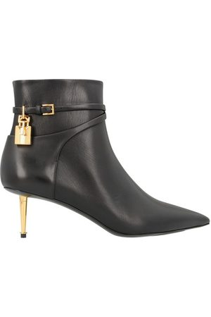 Tom Ford Women Ankle Boots - Soft calf ankle boots