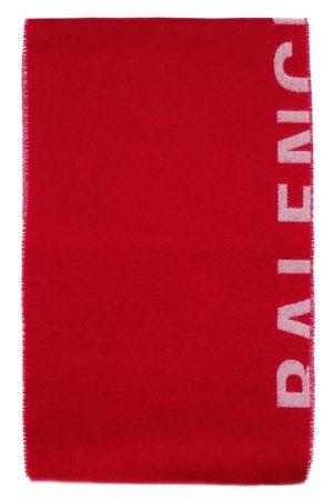 Balenciaga Men Scarves - Macro Logo scarf