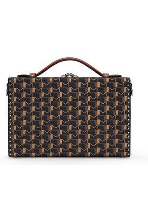 Moynat Hard Suitcase Bag