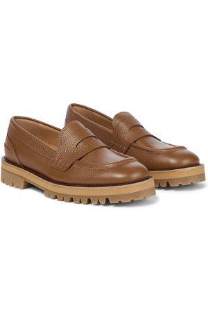 DRIES VAN NOTEN Women Loafers - Leather loafers