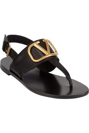 VALENTINO GARAVANI Women Sandals - Leather sandals