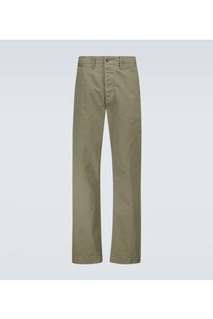 RRL Officer cotton cargo pants