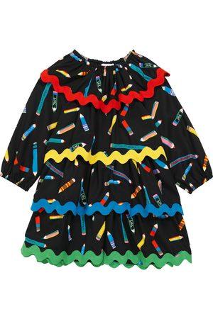 Stella McCartney Printed lyocell dress