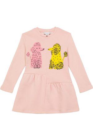 Stella McCartney Printed cotton-jersey dress