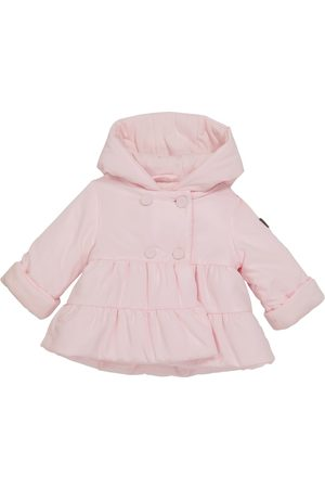 Il gufo Baby hooded coat