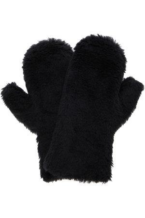 Max Mara Alpaca, wool and silk mittens
