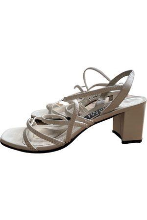 Stuart Weitzman Leather sandal