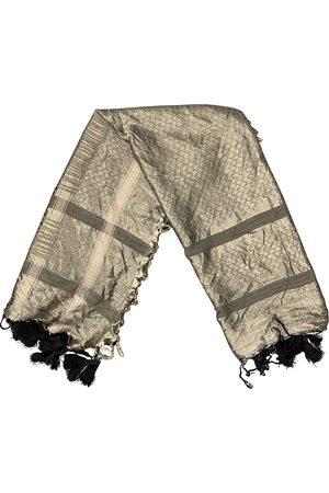 DRIES VAN NOTEN Silk scarf & pocket square