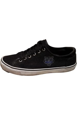 Kenzo Men Sneakers - Cloth low trainers
