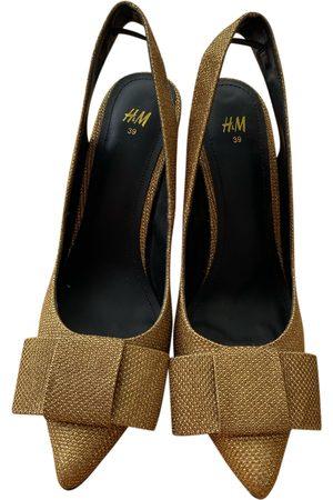 H&M Glitter heels