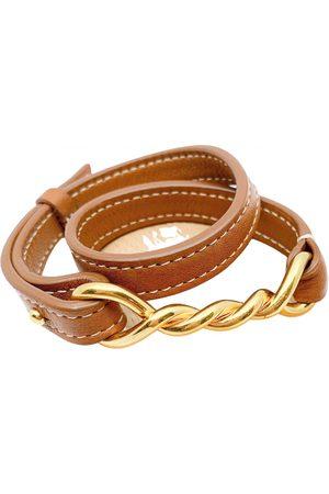 Céline Knot leather bracelet