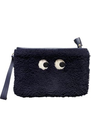 Anya Hindmarch Women Clutches - Leather clutch bag