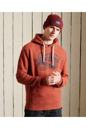 Superdry Men Hoodies - Script Style Workwear Hoodie
