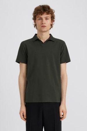 Filippa K Lycra Polo T-Shirt