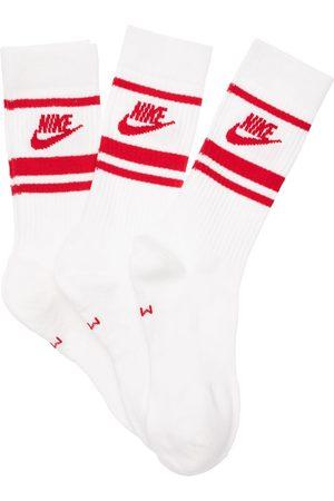 Nike Pack Of 3 Essential Crew Socks