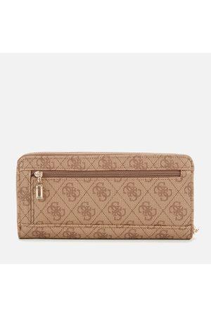 Guess Women Wallets - Women's Vikky Large Zip Around