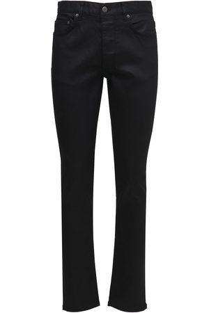 KSUBI Slim Fit Kitsch Waxed Jeans