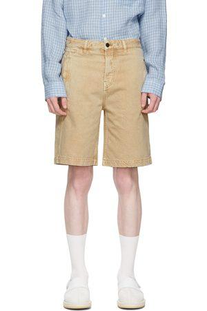 Jacquemus Men Shorts - Denim 'Le Short De Nimes' Shorts