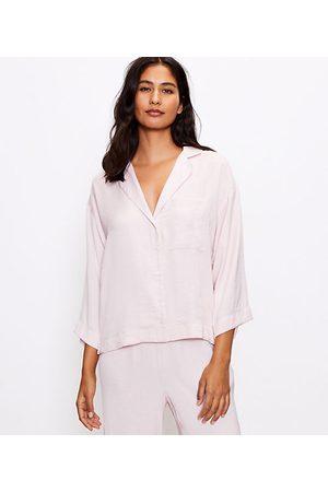 LOFT Women Pajamas - Silky Pajama Top