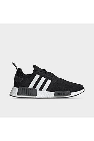 adidas Men Casual Shoes - Men's Originals NMD R1 Primeblue Casual Shoes in / Size 7.0 Knit/Plastic