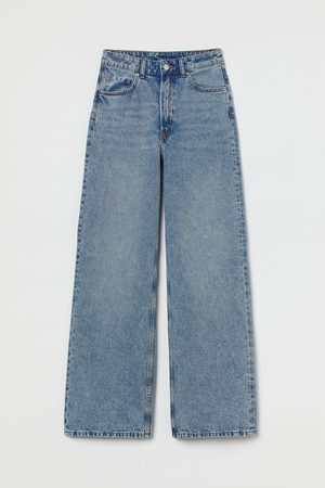 H&M Wide High Jeans