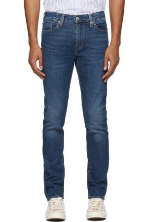 Levi's Blue 511 Slim Flex Jeans