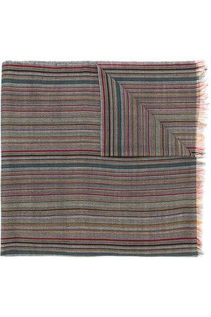 Paul Smith Striped scarf - Multicolour