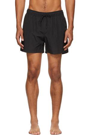 Tiger of Sweden Men Shorts - Black Sjo Shorts
