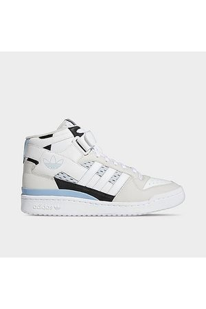 adidas Men's Originals Forum Mid Casual Shoes in / Size 8.0 Leather