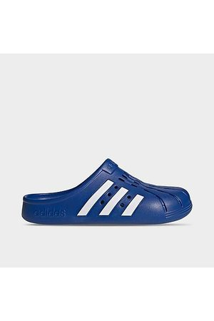 adidas Men's Adilette Clog Shoes in /Team Royal Size 7.0