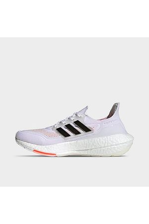 adidas Women Running - Women's UltraBOOST 21 Recycled Primeblue Running Shoes in / Size 5.0 Knit
