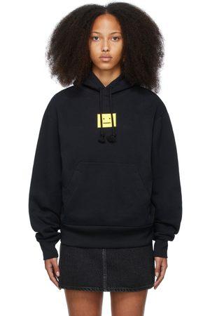 Acne Studios Black Logo Hoodie